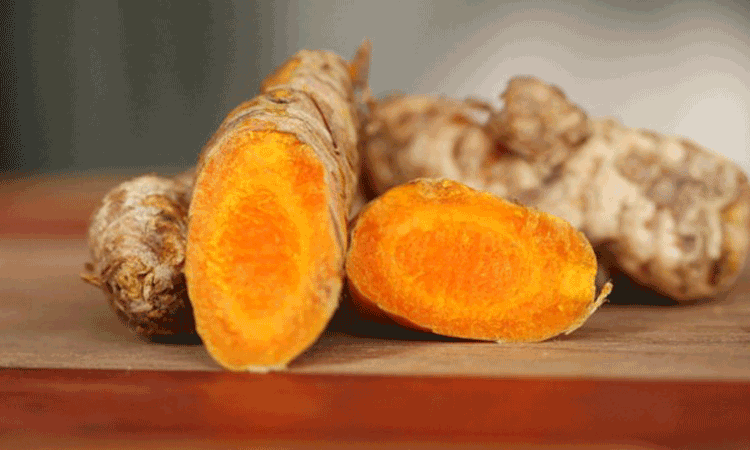 New Zealand Turmeric Root