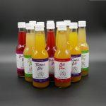 Dozen 12 pack combo Apple Cider Vinegar Lifeforce Tonic Drink