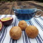 Passionfruit Protein Balls